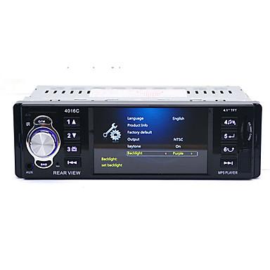 12v achteruitrijcamera 4,1 hd digitale auto MP5 spelers stereo FM-radio mp3 mp4 audio video usb sd auto-elektronica in-dash