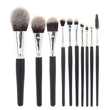 10Wimperkwast Verfkwast / Eyelash Brush / Concealerkwast / Poederkwast / Aanbrengspons / Foundationkwast / Contour Brush / Brush Sets /