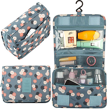 Travel Bag Hanging Toiletry Cosmetic Luggage Organizer Ng
