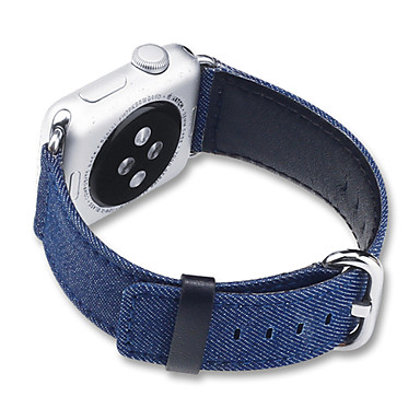 Ver Banda para Apple Watch Series 3 / 2 / 1 Apple Hebilla Clásica Piel Correa de Muñeca