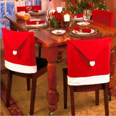 1pc Festividades y Saludos Adornos Vacaciones, Decoraciones de vacaciones Adornos navideños
