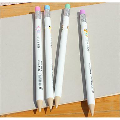 素敵なハン版の漫画自動鉛筆(4個入)