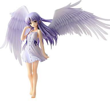 アニメのアクションフィギュア に触発さ AngelBeats 立華 かなで PVC 20 cm モデルのおもちゃ 人形玩具