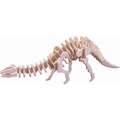 Puslespill i tre Dinosaur profesjonelt nivå Tre 1pcs Barne Gutt Gave