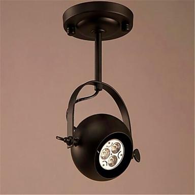 Takplafond Omgivelseslys galvanisert Metall Mini Stil, LED, designere 110-120V / 220-240V Pære Inkludert / E26 / E27