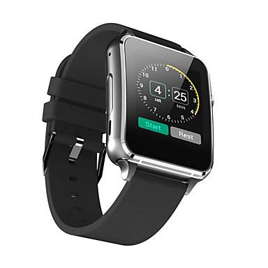 Relógio inteligente iOS / Android Tela de toque / Monitor de Batimento Cardíaco / Calorias Queimadas Monitor de Atividade / Monitor de