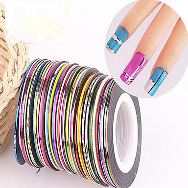 35pcs/set Nail Art Kits Nail Art Manicure Tool Kit make-up Cosmetische Nail Art DIY