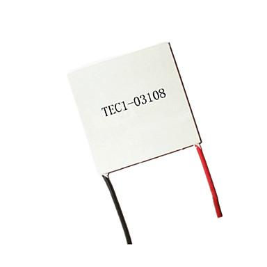 halfgeleider koeling film tec1-03108 20 * 20mm 17.5w koelcapaciteit (noot pak 5)