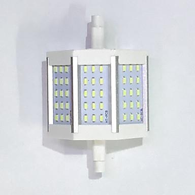 420lm R7S Lâmpadas Espiga T 45LED Contas LED SMD 3014 Decorativa Branco Quente / Branco Frio 85-265V
