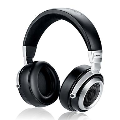 L-85 Sobre o ouvido Bandana Com Fio Fones Dinâmico Plástico Celular Fone de ouvido Isolamento de ruído HI FI Fone de ouvido
