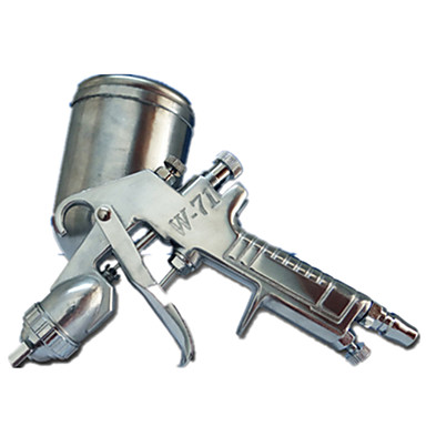 kolme anti-maali suoraan paineen ilmakiväärillä 1.5mm halkaisija ase Iwata maaliruisku maali ase ilmanpainetta sumutin