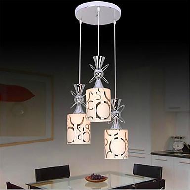 Modern/Hedendaags Ministijl LED ontwerpers Plafond Lichten & hangers Sfeerverlichting Voor Eetkamer Entrée Gang 110-120V 220-240V