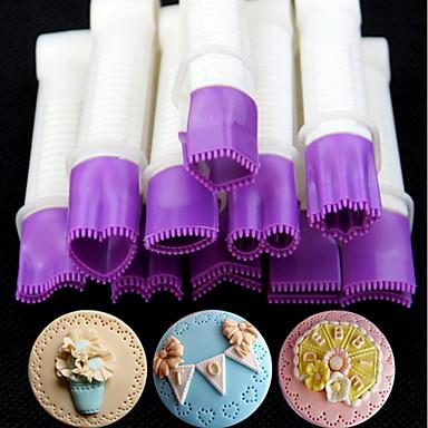 כלי קישוט עוגיה Cake פלסטי ידידותי לסביבה