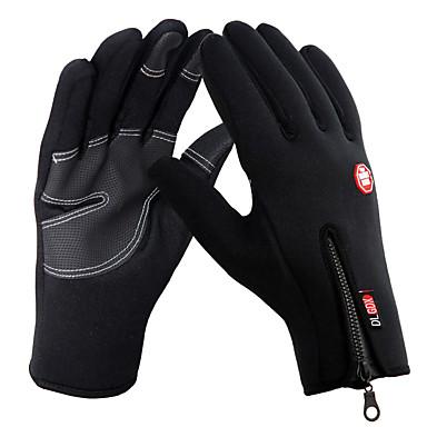 mănuși Mănuși Ski Mănuși de Iarnă Bărbați Pentru femei Waterproof Deget Întreg Keep Warm Cald Bine Ventilat Impermeabil Rezistent la Vânt