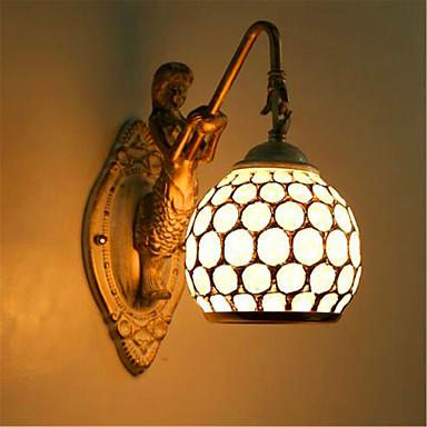 AC 220-240 5 E26/E27 Hedendaags Chroom Kenmerk for LED / Ministijl / Lamp Inbegrepen,Sfeerverlichting Muurlampen Muur licht