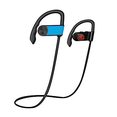 BH-01 In het oor Draadloos Hoofdtelefoons Aluminum Alloy Sport & Fitness koptelefoon Met volumeregeling met microfoon koptelefoon
