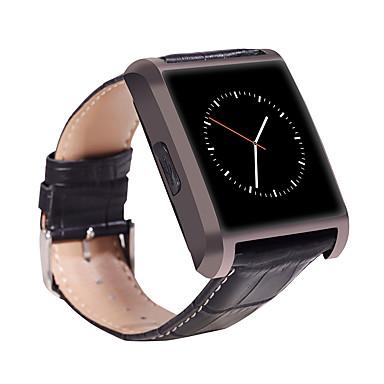 Smart Watch GPS Sykemittari Vedenkestävä Video Kamera Handsfree puhelut Viesti-ohjain Kamera-ohjain Audio Activity Tracker Sleep Tracker