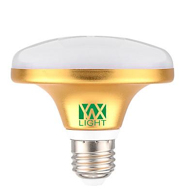 E26/E27 LEDフラッドライト PAR38 24 LEDの SMD 5730 装飾用 温白色 クールホワイト 1000-1100lm 2800-3200/6000-6500