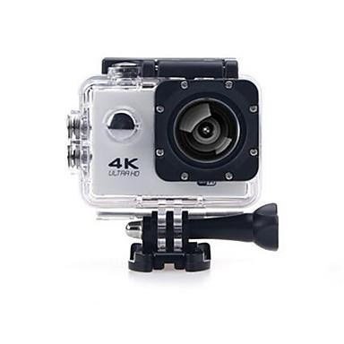 SJ8000 Action Camera / Sports Camera 16MP 4000 x 3000 WiFi 調整可 防水 ワイヤレス 30fps 4X ±2EV 2.0 インチ CMOS 32GB H.264 英語 フランス語 ドイツ語 スペイン語 タイムラプス