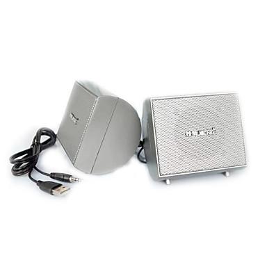 Kirjahylly tietokoneen kaiuttimen 2.0 CH Kannettava / Stereo / Mini / Super basso