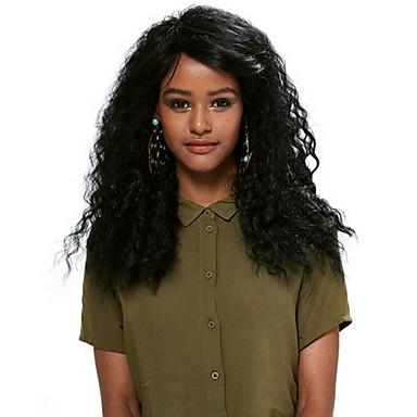 رخيصةأون Tres Jolie®-1 حزمة شعر هندي الموج العميق 8A شعر مستعار طبيعي ينسج شعرة الإنسان ينسج شعرة الإنسان 8A شعر إنساني إمتداد