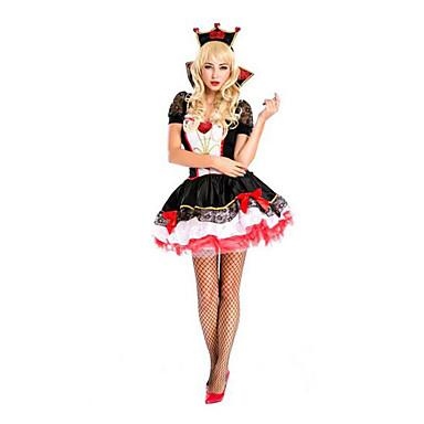 Naiset Halloween Joulu Karnevaali Festivaali/loma Halloween-asut Yhtenäinen