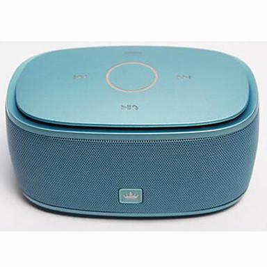 Mini Super Bass Surroundlyd Bluetooth 4.0 Trådløse Bluetooth-høyttalere Sølv Lilla Fuksia Lys Rosa Marineblå