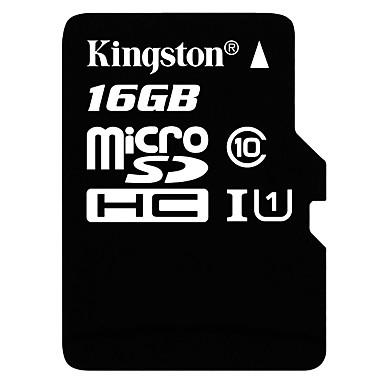 Kingston 16GB TF cartão Micro SD cartão de memória UHS-I U1 class10