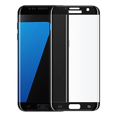 Displayschutzfolie Samsung Galaxy für S7 edge Hartglas 1 Stück Vorderer Bildschirmschutz 2.5D abgerundete Ecken
