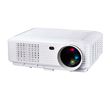 Powerful SV-228 LCD Kotiteatteriprojektori WXGA (1280x800)ProjectorsLED 2665