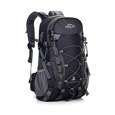 40 L バックパック リュックサック トラベルダッフル キャンピング&ハイキング 登山 旅行 耐久性 ナイロン