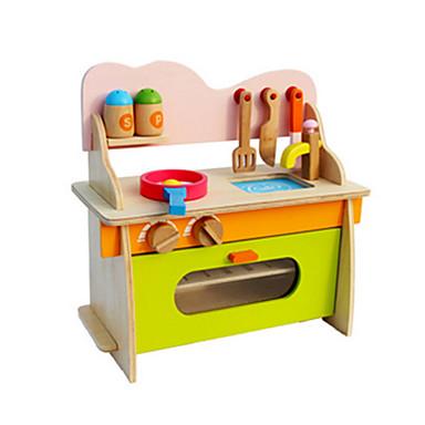 Muuttumisleikit Opetuslelut Toy Kitchen Asettaa Lelut Huonekalu Uutuudet Simulointi Tyttöjen Pieces