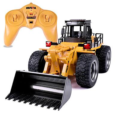 Coche de radiocontrol  HUINA 1520 6 Canales 2.4G Camioneta / Excavadora / Vehículo de construcción 1:14 10 km/h KM / H Control remoto / Recargable / Eléctrico