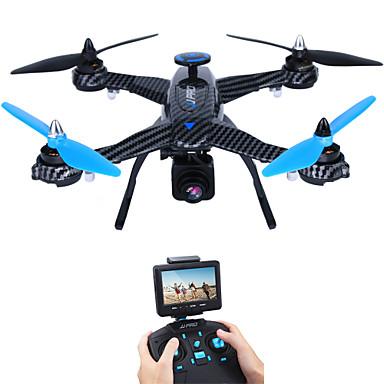 RC Dron JJRC X1G 4 Canales 6 Ejes 5.8G Con Cámara 2.0MP HD Quadccótero de radiocontrol  FPV / Luces LED / A Prueba De Fallos Quadcopter RC / Mando A Distancia / Cámara / Vuelo Invertido De 360 Grados