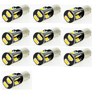10pçs Carro Lâmpadas SMD 5630 LED Lâmpada para a Porta / Lâmpada de Inspeção / Lâmpada Para Placa de Veículo