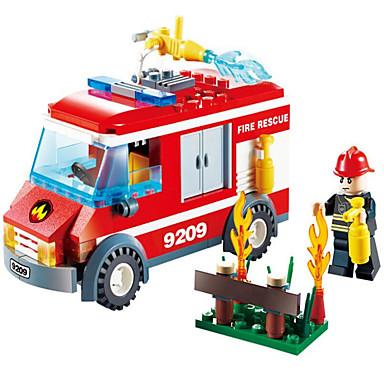 Actionfigurer og kosedyr / Byggeklosser for Gift Byggeklosser Modell- og byggeleke Bil ABS 5 til 7 år / 8 til 13 år / 14 år og oppover
