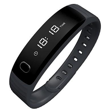 Pulseira inteligente para iOS / Android Monitor de Batimento Cardíaco / satélite / Chamadas com Mão Livre / Impermeável / Câmera Temporizador / Cronómetro / Monitor de Atividade / Monitor de Sono