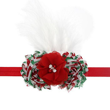 ホリデージュエリー ホワイト レッド コスプレアクセサリー クリスマス