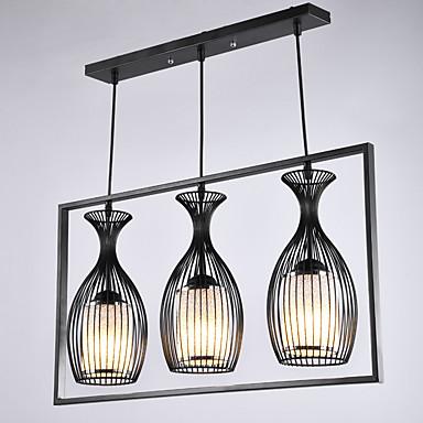 Anheng Lys ,  Moderne / Nutidig Traditionel / Klassisk Kontor / Bedrift Lanterne Rustikk Øy Globus Andre Trekk for Mini Stil designere