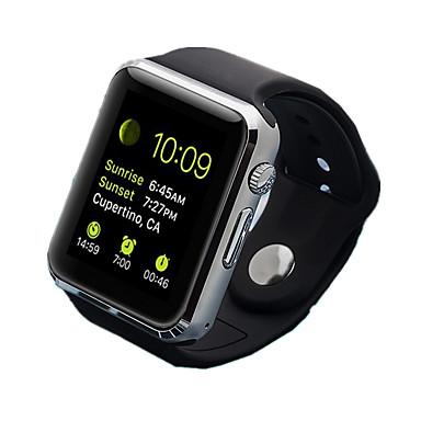 Älykello Video Kamera Handsfree puhelut Viesti-ohjain Kamera-ohjain Bluetooth 3.0 NFC SIM-kortti
