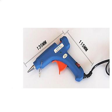7/11 milímetros bastão de cola com válvula de cola quente / marca seidal 20w / 60w / size 100w válvula de cola quente
