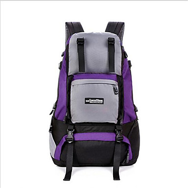 40 L Läppärilaukut Pyöräily Reppu Travel Duffel Backpack RetkeilyreputKiipeily Vapaa-ajan urheilu Pyöräily/Pyörä Matkailu Juoksu Retkeily