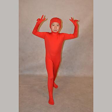 Ninja Zentai asut Lapset Festivaali / loma Halloween-asut Yhtenäinen