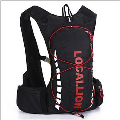 20 L バックパック サイクリングバックパック バックパッキング用バックパック キャンピング&ハイキング 登山 レジャースポーツ 旅行 防水 高通気性 耐衝撃性の ナイロン