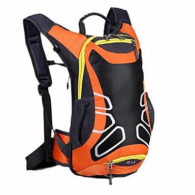 20 L Mochilas - Impermeable, Transpirable, A Prueba de Golpes Al aire libre Camping y senderismo, Escalada, Deportes recreativos Nailon Naranja, Rojo, Azul Oscuro