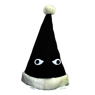 Hatt/Lue Inspirert av Naruto Naruto Uzumaki Anime Cosplay-tilbehør Hatt Riflet