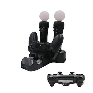 Cargador Para Sony PS3 / PS4 ,  Cargador Metal / ABS 1 pcs unidad