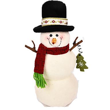 クリスマスデコレーション クリスマスギフト おもちゃ 雪だるま 調度品 男の子 女の子 小品