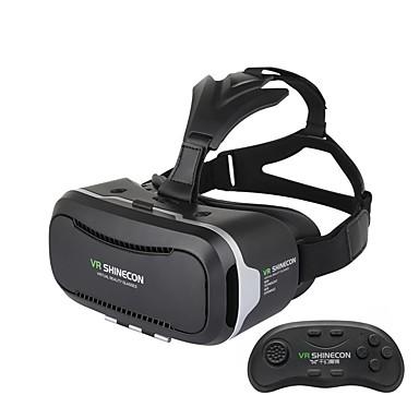 vr shinecon ii 2,0 nyeste oppgraderte versjonen virtuell virkelighet 3D-briller med fjern gamepad