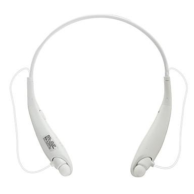 HBS800 No ouvido Sem Fio Fones Armadura equilibrada Plástico Esporte e Fitness Fone de ouvido Mini / Com controle de volume / Com